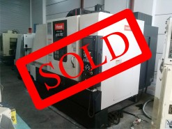 0217 MAZAK NEXUS 510C SOLD