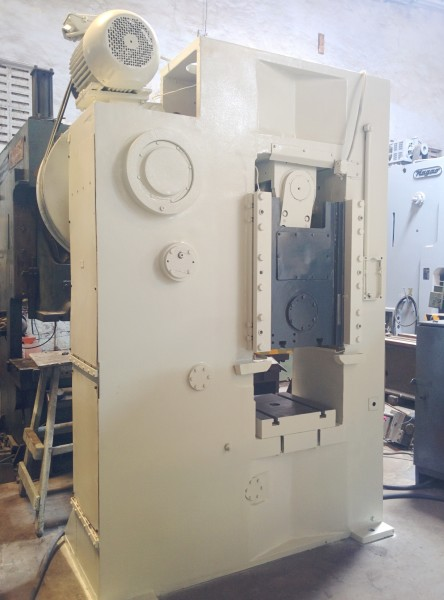 0273 Knuckle Joint Coining press KB8336 2