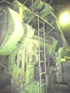 303 Hot Forging Press 1000Tons 1