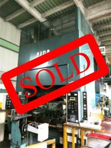 0338 AIDA JAPAN 6 PRESS LINE SOLD