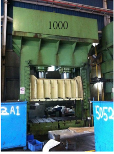 0670 LIEN CHIEN TAIWAN Hydraulic Press