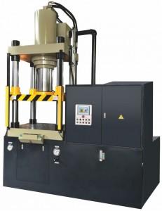 4 Column Servo Deep Drawing Hydraulic Press