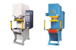 C-Type Servo Hydraulic Press