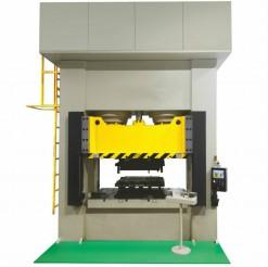 Frame Rails Precision Hydraulic Molding Machine 1