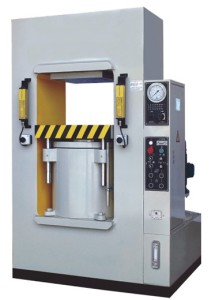 Frame-type Hydraulic Press 2