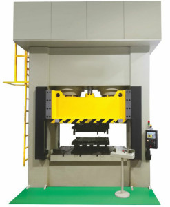 H Frame Servo Guide Rail Hydraulic Press_files