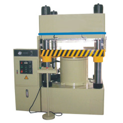 Jigsaw Puzzle Hydraulic Press Machine