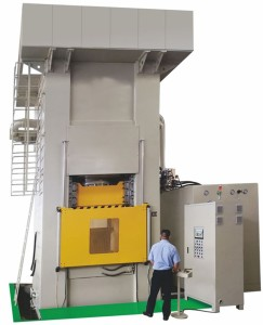 Servo Cold Extrusion Hydraulic Press Machine