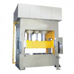 Thin Plate Hydraulic Molding Press